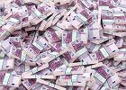 Rosja: na kontach należących do rodziny aresztowanego pułkownika policji znaleziono 300 mln euro