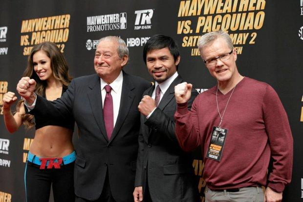 Boks. Manny Pacquiao stoczy ostatni� walk� w kwietniu 2016 roku
