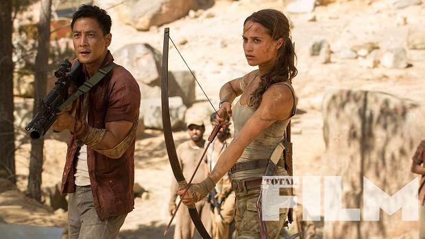 """Czy Lara Croft o twarzy Alicii Vikander zasłuży na miano """"Tomb Raidera""""? [ZWIASTUN]"""