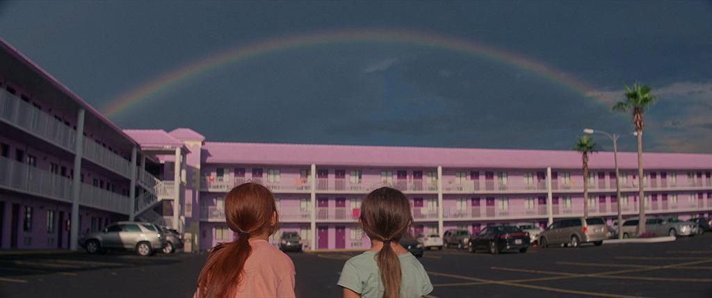 Kadr z filmu 'The Florida Project' / Materiały prasowe M2 Films