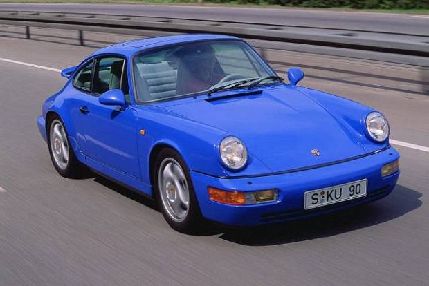 Porsche 964 (fot. Porsche)