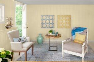 Łączenie kolorów: cytrynowy odcień wiosny
