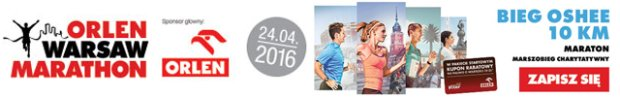orlen warsaw marathon, maraton, bieg na 10 km