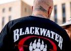 Ochroniarze Blackwater ukarani za zbrodnie w Iraku