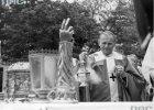Rocznica chrztu w Warszawie, Kielcach, Wrocławiu. Tak świętowano w polskich miastach 1000. rocznicę [ZDJĘCIA]