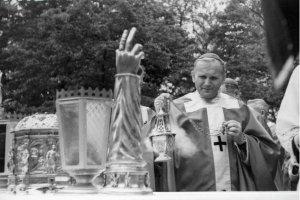 Rocznica chrztu w Warszawie, Kielcach, Wroc�awiu. Tak �wi�towano w polskich miastach 1000. rocznic� [ZDJ�CIA]