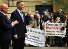 Sprawa wiecu Andrzeja Dudy w prokuraturze