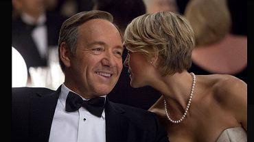 Bohaterowie serialu House of Cards - jednego z największych przebojów Netflixa.