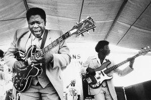 Legendarny bluesowy muzyk, B.B. King, nie żyje. Miał 89 lat.