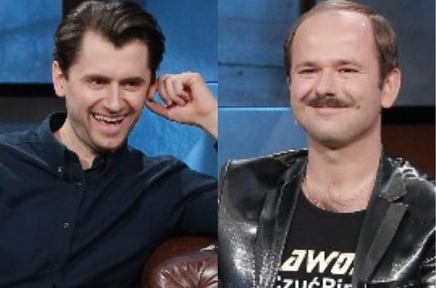 Bartosz Kotschedoff i Sławomir
