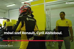 Robert Kubica na ostatniej prostej do powrotu do F1