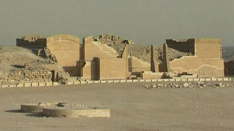Zapomniana nekropola