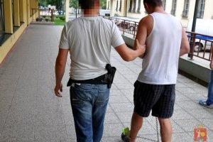 Brutalne porwanie i bardzo szybka akcja policji [WIDEO]
