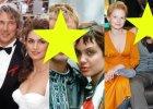 Richard Gere i Cindy Crawford, Angelina Jolie i... A Osta�owska? Pami�tacie, �e oni kiedy� byli ma��