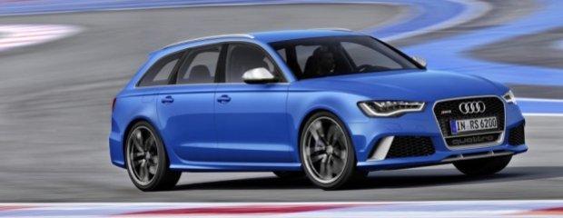 Audi RS6 Avant   Galeria