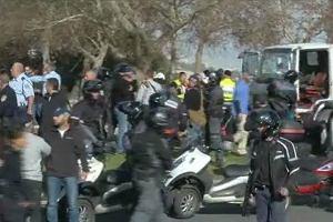 Izrael: ciężarówka wjechała w żołnierzy na promenadzie. Są ofiary śmiertelne