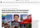 Niemiecka prasa: polski rząd odpowiedzialny za brak kompromisu w sprawie TK
