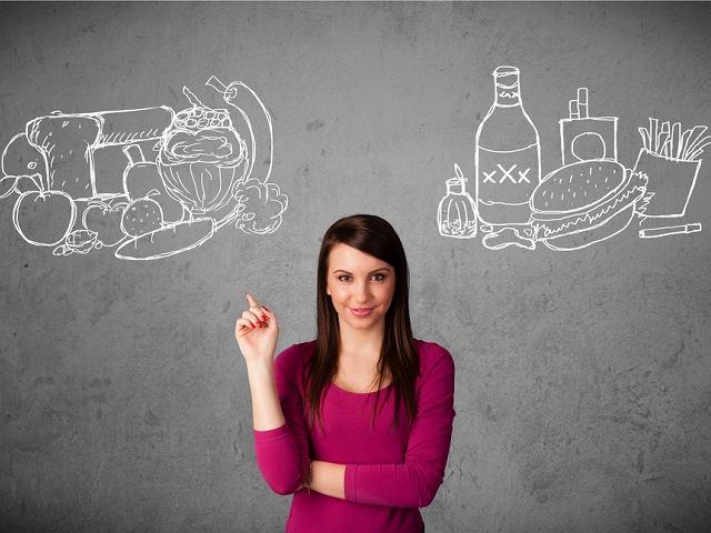 Choć zastąpienie złych nawyków żywieniowych nawykami dobrymi, wymaga czasu i konsekwencji, nie jest niewykonalne.