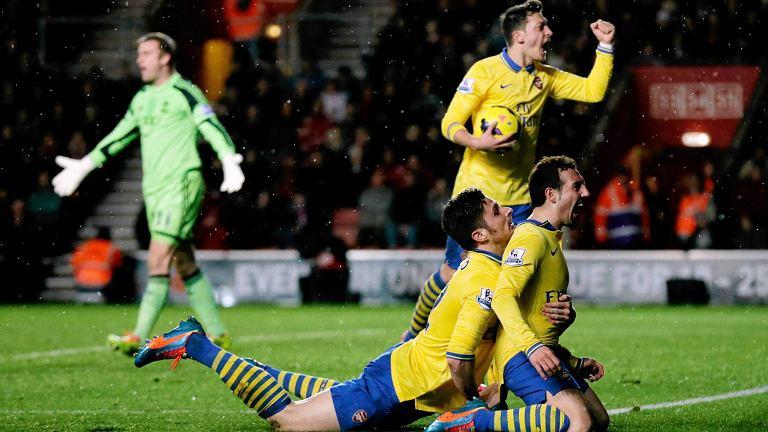 Southampton - Arsenal 2:2