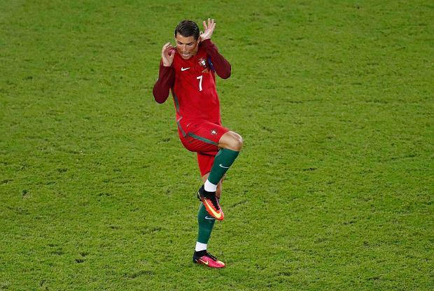 Euro 2016. Tylko remis Portugalii z Austrią. Męczarnie Cristiano Ronaldo, zmarnowany rzut karny