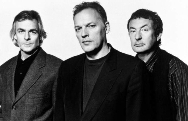 Ostatni skład Pink Floyd: Richard Wright, David Gilmour i Nick Mason