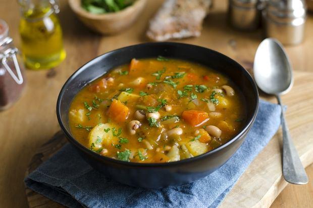 Zupa fasolowa - pyszna i rozgrzewająca