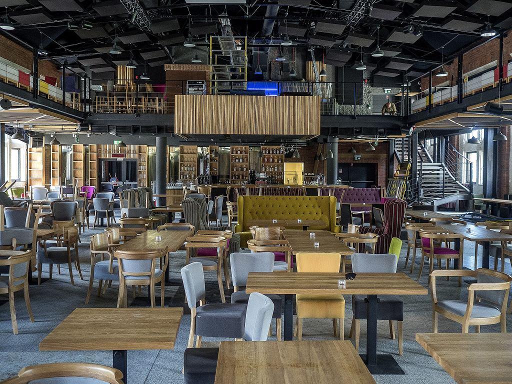 Nowa dzielnica - Garnizon - to nie tylko budynki mieszkalne, ale także biurowce, sklepy, kawiarnie, restauracje (fot. Filip Springer)