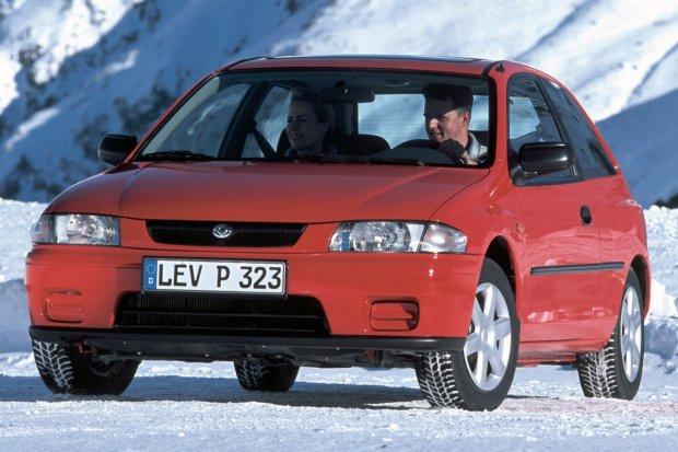 Mazda 323 3d