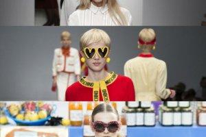 10 najdziwniejszych i najciekawszych modeli okular�w z jesienno - zimowych pokaz�w