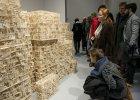 25 lat w miastach z papieru - wystawa Katarzyny J�zefowicz