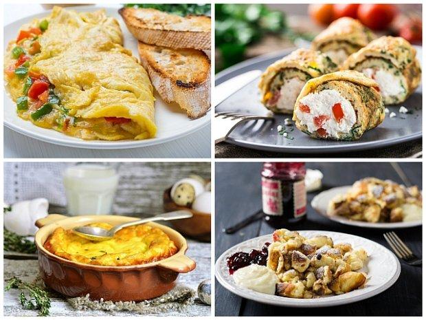 jak zrobić omlet, omlet przepis, omlet, jajka, potrawy z jajek, śniadanie