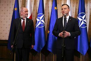 Szef MON Antoni Macierewicz: Nasza armia będzie wielka i pójdzie na duże zakupy