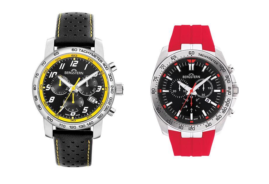 Bergstern - zegarki z kolekcji Active
