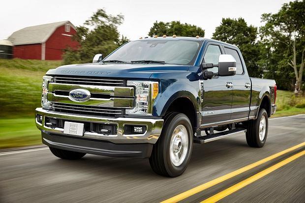 Ford seria F Super-Duty