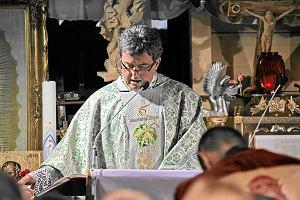 Ksiądz Piotr Natanek: świętokradca