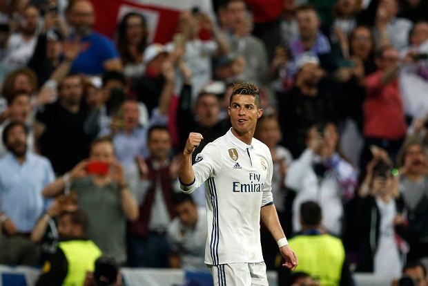 Liga Mistrzów. Raz, dwa, trzy. Cristiano Ronaldo strzela, Atletico patrzy