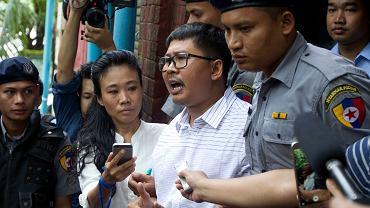Wa Lone, dziennikarz agencji Ruters, skazany na 7 lat więzienia