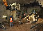 Lej pod tunelem jest ogromny. 4 miesi�ce objazd�w