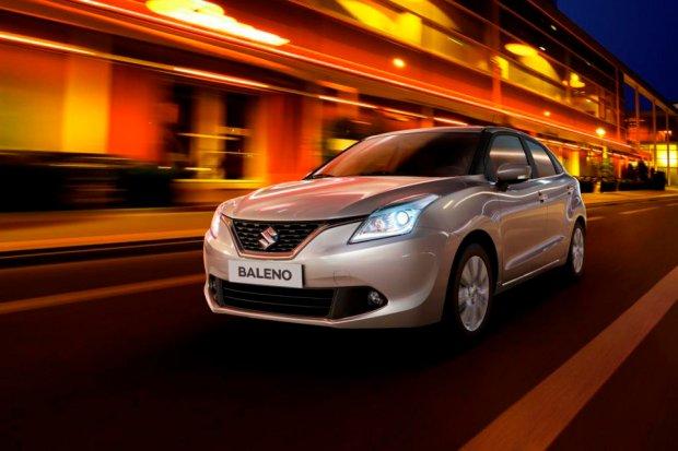 Salon Frankfurt 2015 | Suzuki Baleno | Nowy hatchback [aktualizacja]