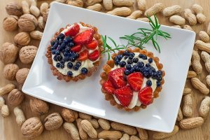 Dietetyczne desery [6 przepis�w]