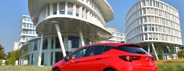 Opel Astra piątej generacji