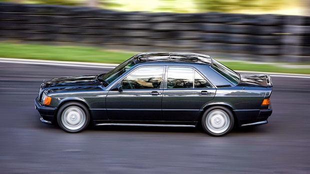 Mercedes 190 - W201