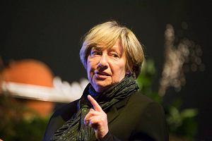 Ewa Lipska: Chcia�abym zmieni� mentalno�� Polak�w [ROZMOWA]
