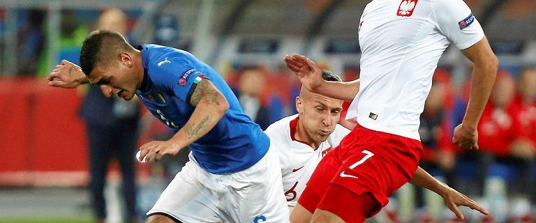 Liga Narodów. Polska - Włochy. Rączki w górę, a potem rączki w dół. I gwizdy: na piłkarzy, fatalną grę, nawet na zmiany