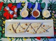 Karnawałowe Quessadilas Meksykańskie - ugotuj