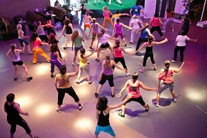 Zumba - efektywny trening i pozytywna energia!