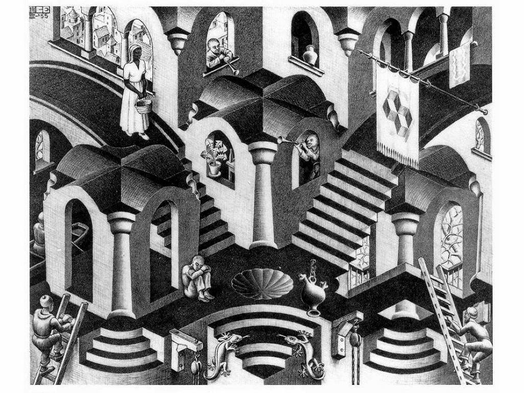 Mauritius Cornelis Escher / Mauritius Cornelis Escher