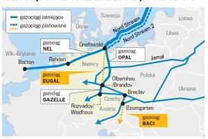 PGNiG mo�e zaskar�y� korzystne dla Gazpromu decyzje Brukseli
