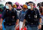Włosi pękają pod presją UE, ofiarami są migranci