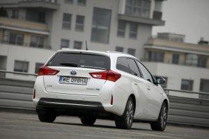 Toyota Auris Hybrid Touring Sports | Test d�ugodystansowy cz. VI | Szerokiej drogi